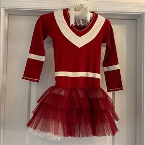 Ooh la la couture red tutu dress